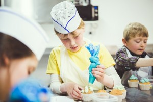 childrens cup cake parties
